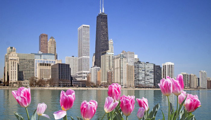 Chicago spring real estate market