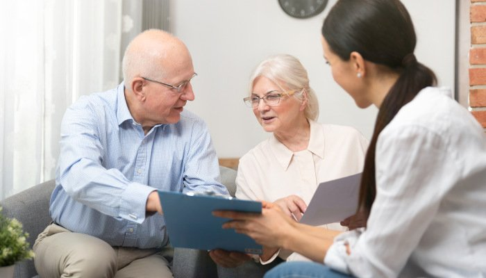 Considering senior bankruptcy trends and reports